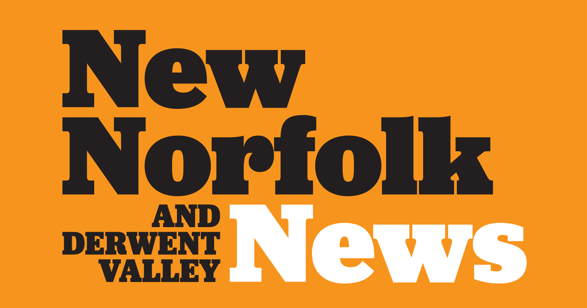 Logo of New Norfolk and Derwent Valley News