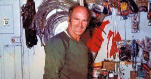 The late Len Blaclwell