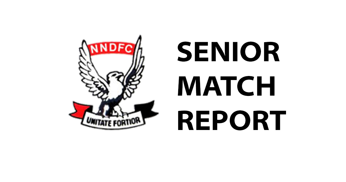 New Norfolk football senior game report