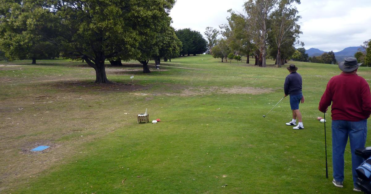 Golf at New Norfolk