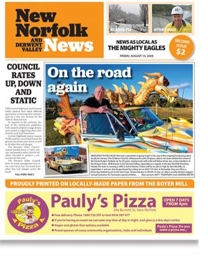 New Norfolk News cover