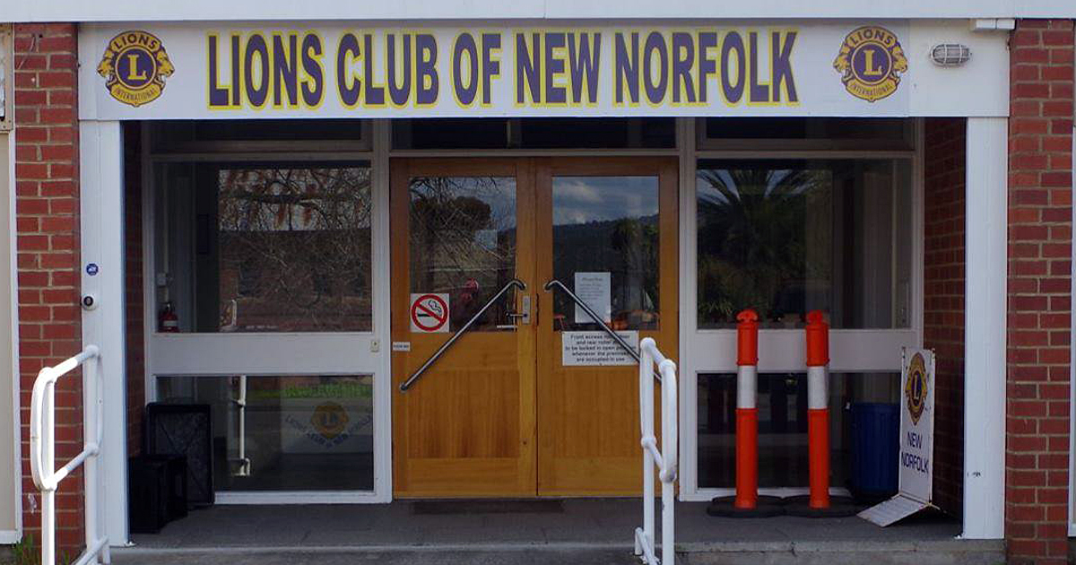 Lions Club of New Norfolk