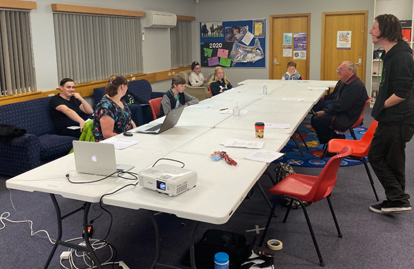Derwent Valley Youth Future Action Team annual general meeting