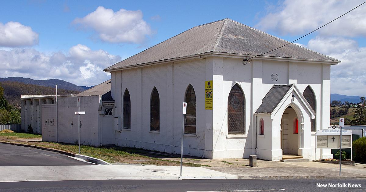 St Paul's Uniting Church, New Norfolk