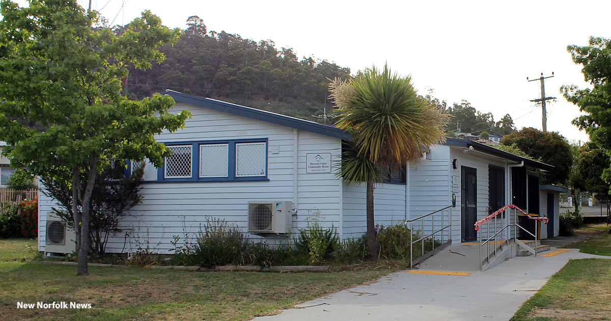 Derwent Valley Community House