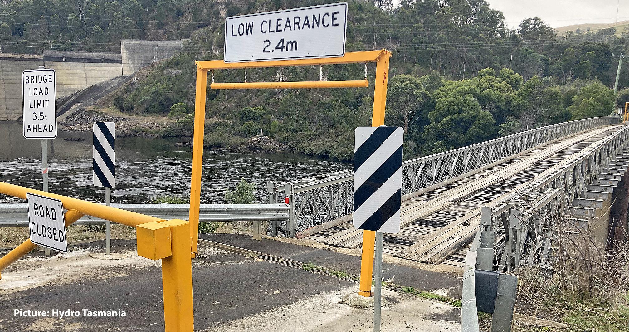 a bailey bridge