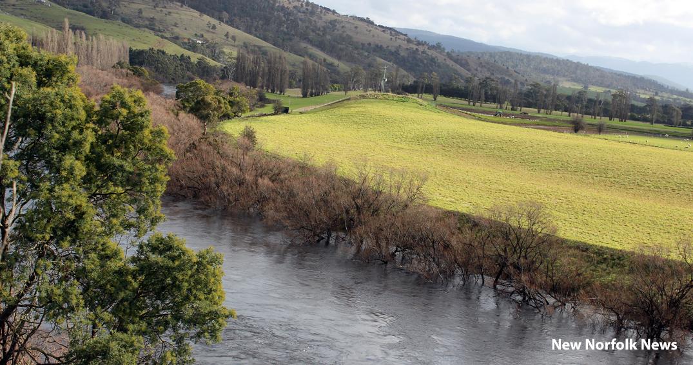 river derwent in flood